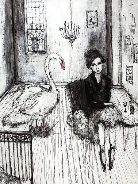 Swan von Christin Lamade