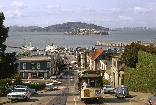 San Fransisco 60s ,Alcatraz van