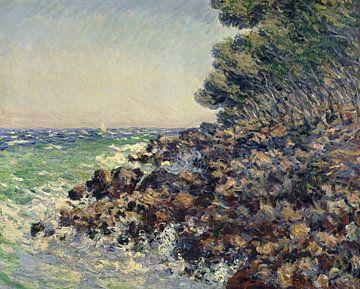 Cap Martin, Claude Monet 1884