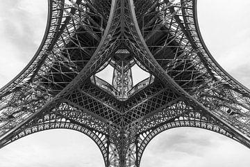 De Eiffeltoren in Parijs van MS Fotografie | Marc van der Stelt