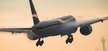 BUCHUNG B777-368ER aus Saudia-Luft von Stefano Scoop