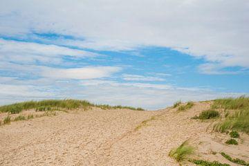 Strandopgang Ameland van Margreet Frowijn