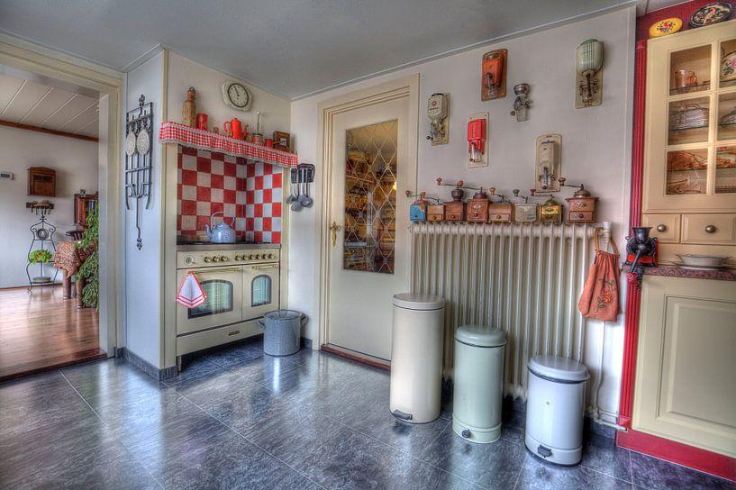 Keuken Nostalgie van Wilma Wijnen