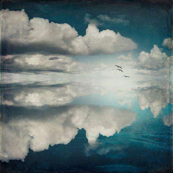 Sea of Clouds van Dirk Wüstenhagen