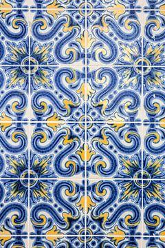 Portugese tegeltjes van Petra Brouwer