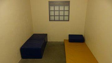 Gevangeniscel in Veenhuizen van Wilbert Van Veldhuizen