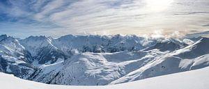Tiroler Alpen panorama
