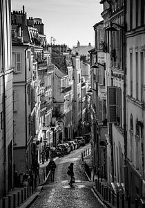 De stille straat
