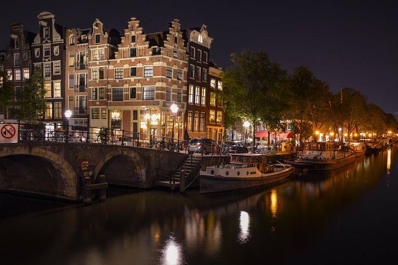 Papiermolensluis in Amsterdam van Romy Oomen
