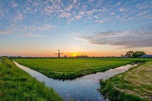 Landchap in het Groene Hart
