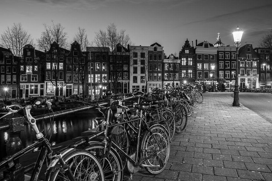 Amsterdam Parking van Scott McQuaide