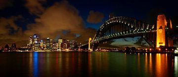 Sydney Skyline von Melanie Viola
