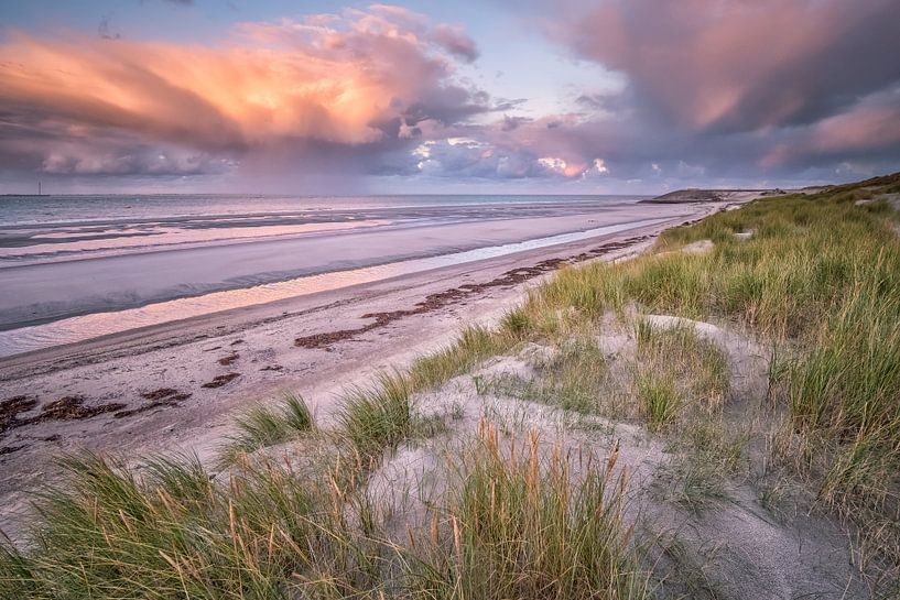Nederlandse kust van Sander Poppe