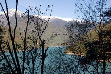 Herfst in Opper-Svanetië (2) van