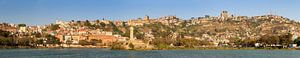 Downtown Antananarivo panorama