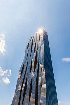 DC toren 1 in Wenen van Werner Dieterich
