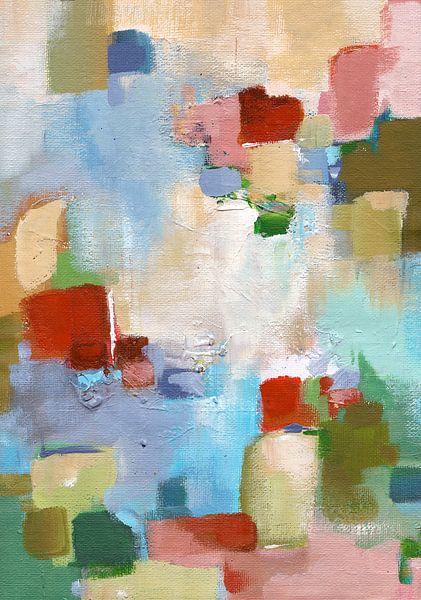 Color Blocks 2 van Maria Kitano
