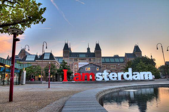 Museumplein Rijksmuseum