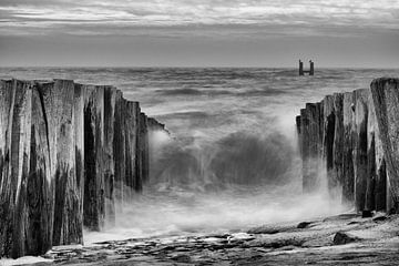 Seeländische Küste von Tonny Eenkhoorn- Klijnstra