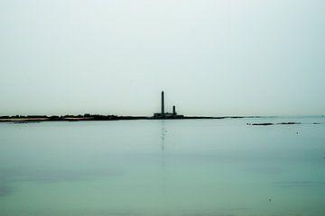 Le phare de Gatteville, von Annelies Martinot