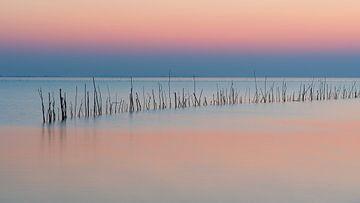 Zonsondergang aan de Oosterschelde von B-Pure Photography
