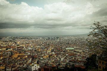 Skyline Napoli von Kay Mezarina Photography