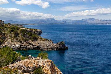 Bucht Ses Caletes im Nordosten von Mallorca von Reiner Conrad