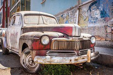 Mercury Eight - Valparaiso Chili van Eriks Photoshop by Erik Heuver