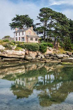 Building in Brittany van Rico Ködder