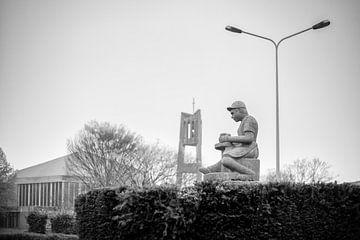 Pottemenneke in de wijk Pottenberg in Maastricht