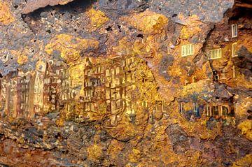 Rusty Amsterdam von Frans Vanderkuil