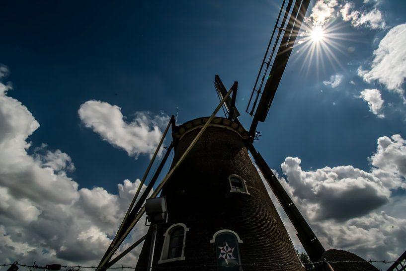 Moulin du Sud à Groesbeek sur Michael van Eijk