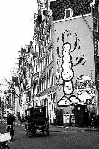Street Art Amsterdam  van