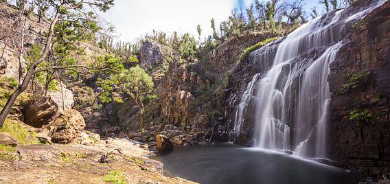MacKenzie Falls, Australie van Chris van Kan