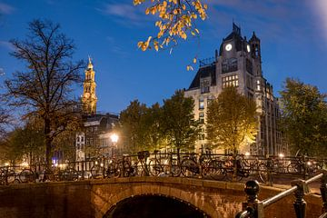 Amsterdam op zijn mooist! van Dirk van Egmond