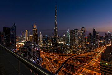 Stadtzentrum von Dubai