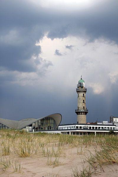 Leuchtturm  von Warnemünde