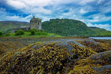 Le château d'Eilean en Écosse sur Gert Hilbink