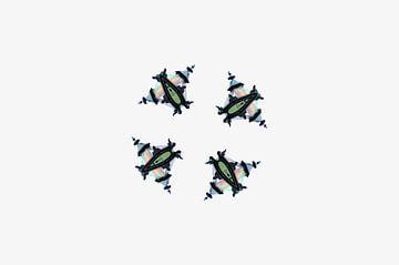 Four Owls (de 4 uiltjes) van