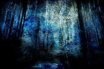 Aan het eind van een bos #05 van Peter Baak