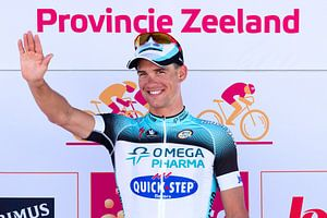 Zdenek Stybar wint 3de ronde Eneco Tour 2013