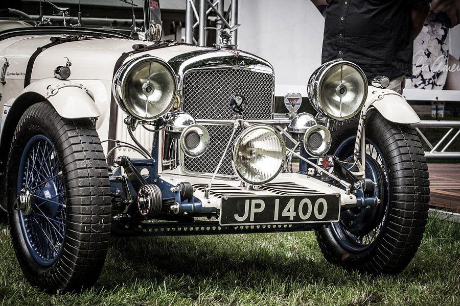 Klasieke auto