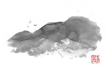 die Vögel des Berges von philippe imbert