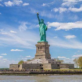 NEW YORK CITY Freiheitsstatue von Melanie Viola