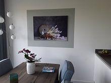 Kundenfoto: Blumenstrauss mit Herbstkrokus von Affect Fotografie, auf leinwand