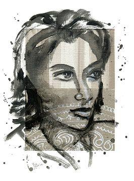 Nostalgisch gevoel van ART Eva Maria