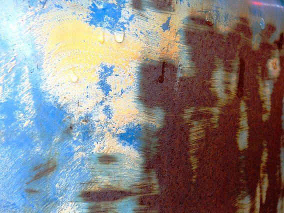 Urban Abstract 242 van MoArt (Maurice Heuts)