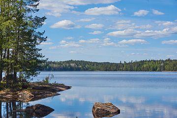 Schwedische Landschaft 151 von Geertjan Plooijer