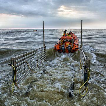 Start Atlantic RIB niederländischen Rettungsdienst von Roel Ovinge