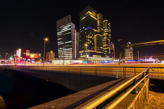 Luxor Theater Rotterdam in overzichtsfoto,s. van Brian Morgan